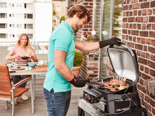 grilll, weber, bernika, kulinarny pamietnik
