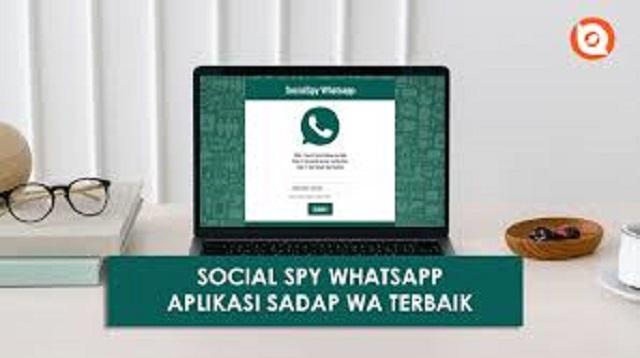Cara Hack WA dengan Spy Tool