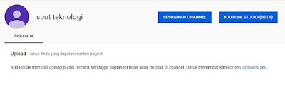 youtube, yt, channel youtube, membuat channel youtube, daftar channel youtube