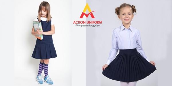 Mẫu đồng phục tiểu học 8