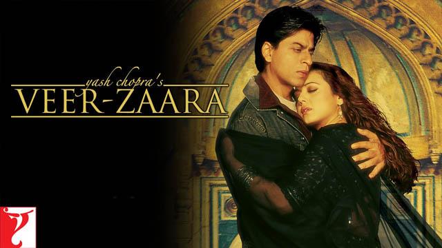Veer-Zaara (2004) Hindi Movie 720p BluRay Download
