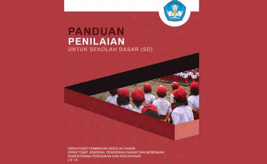 Panduan Penilaian Kurikulum 2013 SD PDF