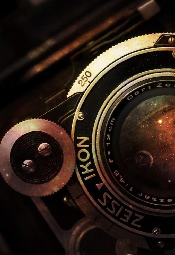 Nostalji Camera wallpaper Full HD