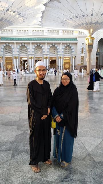Ziarah Wida, selamat tinggal masjid nabawi, kubah hijau