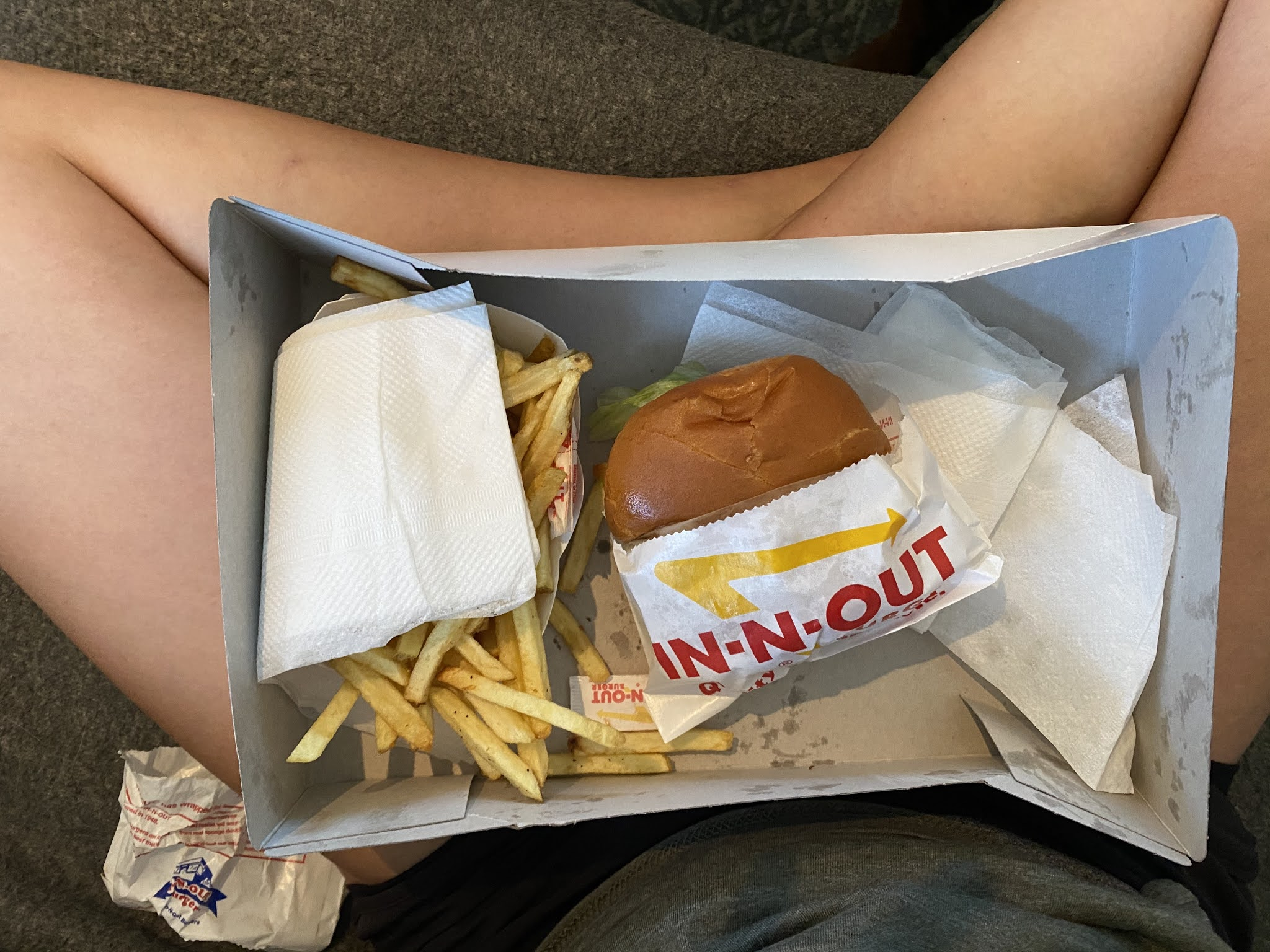 In and Out Burger, California | biblio-style.com