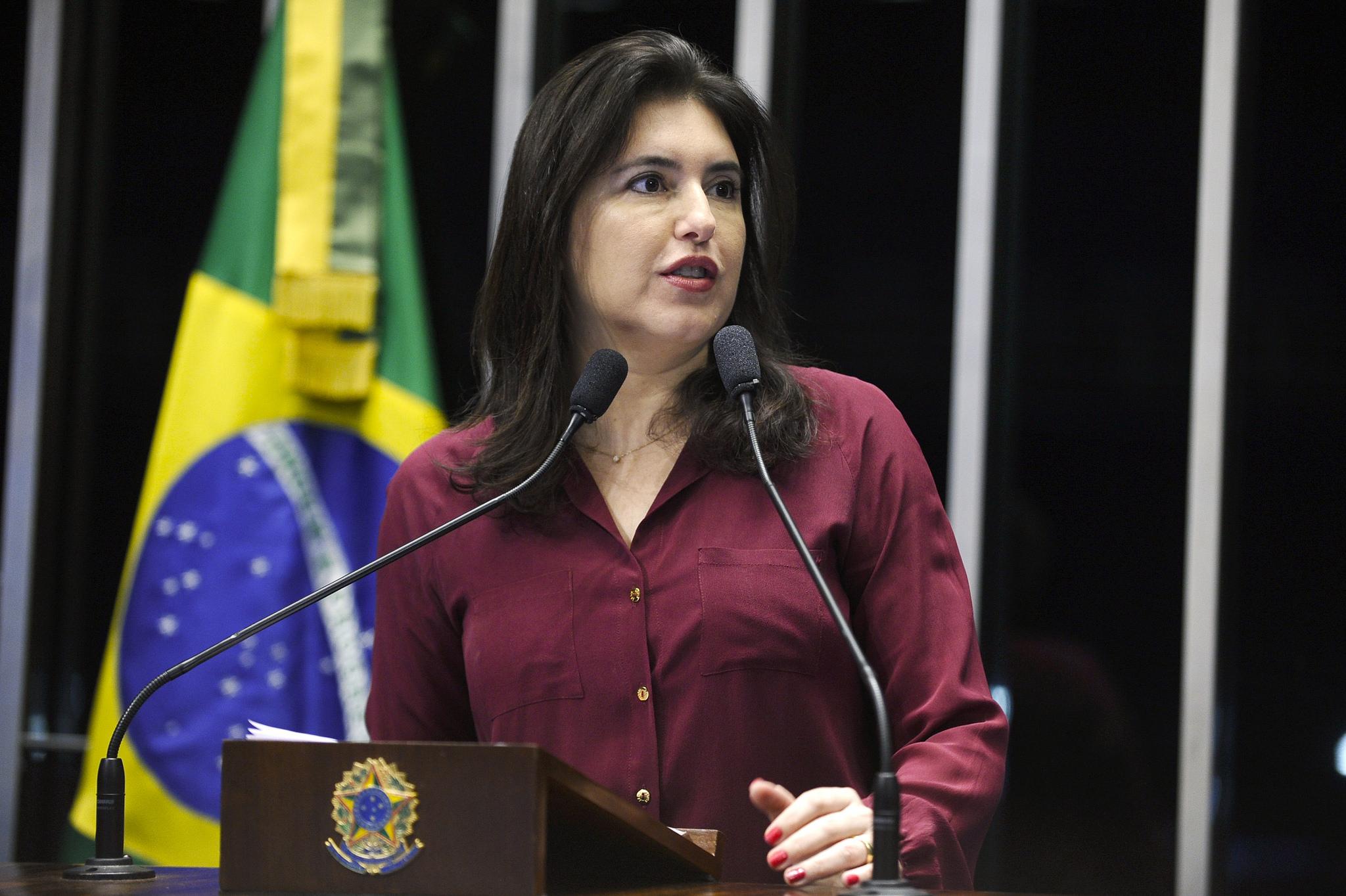 Senadora apresenta parecer contrário para volta das coligações no pleito de 2022