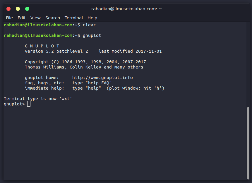 Menggunakan Iperf di Mininet