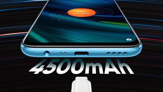 Perbandingan Baterai Realme Narzo 20 Pro vs Poco X3 NFC