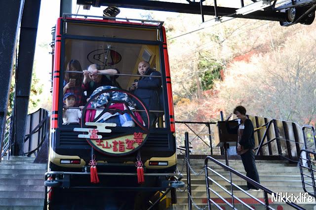 【日本。河口湖】天上山公園・高人一等的必訪景點 8