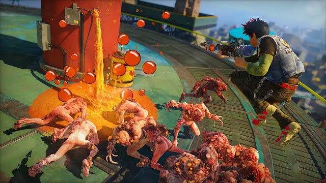 Sunset Overdrive Highly Compressed For Pc