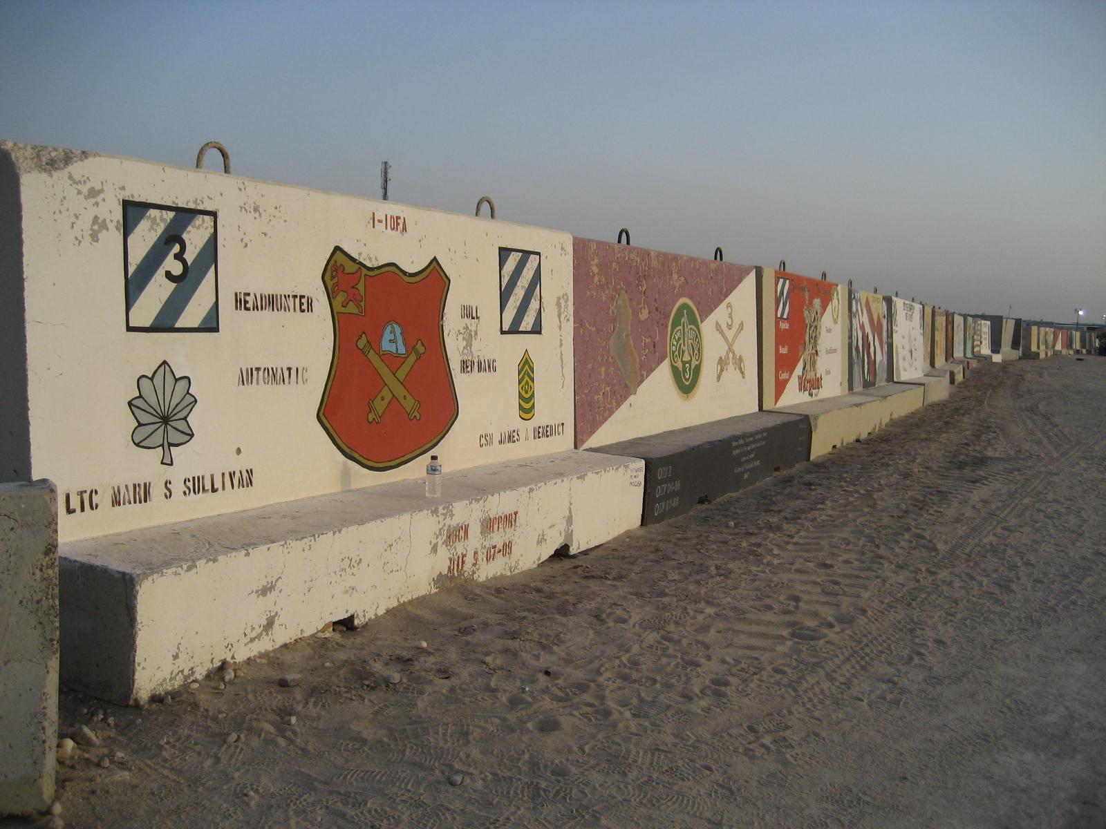 camp bühring kuwait