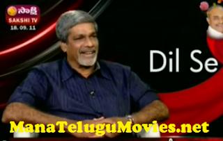 Cameraman S Gopal Reddy in Dil Se