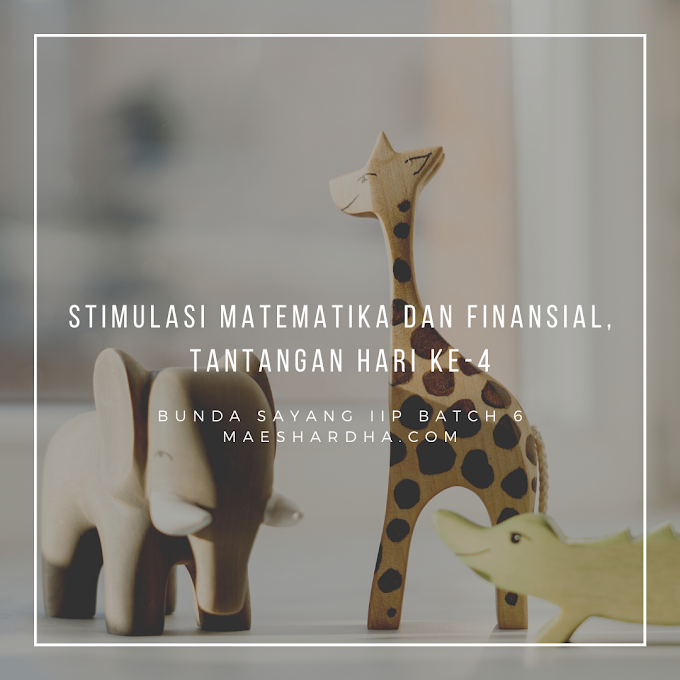 Stimulasi Matematika dan Finansial, Tantangan Hari Ke-4