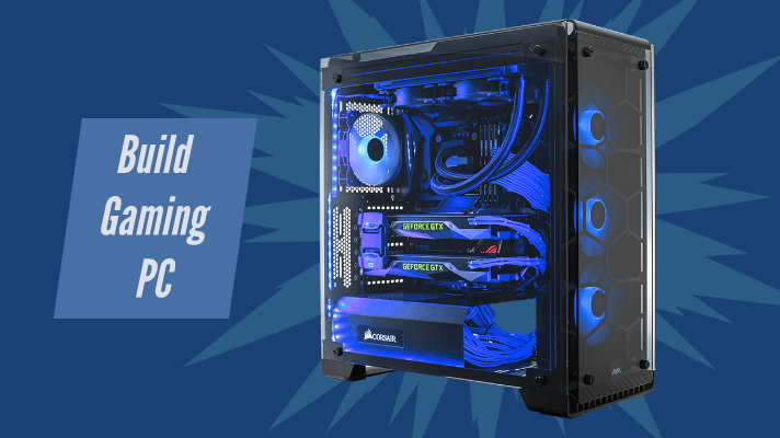 How to build A gaming PC under 30000 in India
