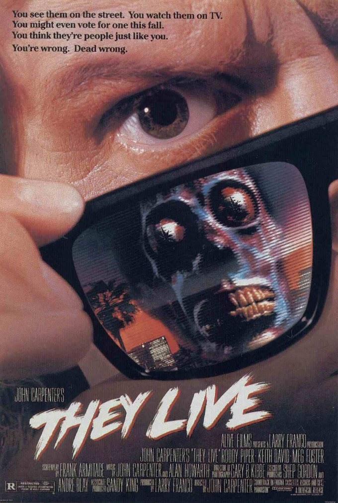 They Live (Ellos Viven) de John Carpenter. Pelicula Completa