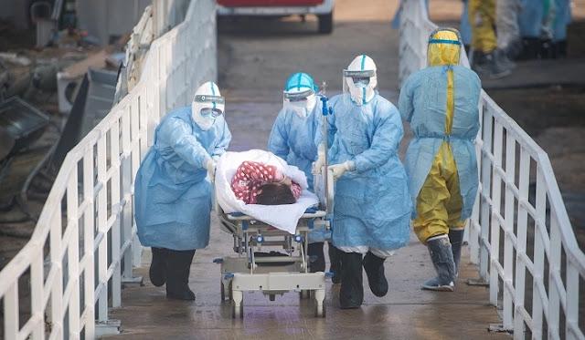 Korban Meninggal Akibat Coronavirus Lebih Dari 800 Orang, Terbanyak Sepanjang Sejarah