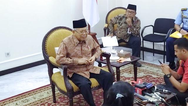 Kemenag Sebut Penceramah Bersertifikat Atas Arahan Ma'ruf Amin