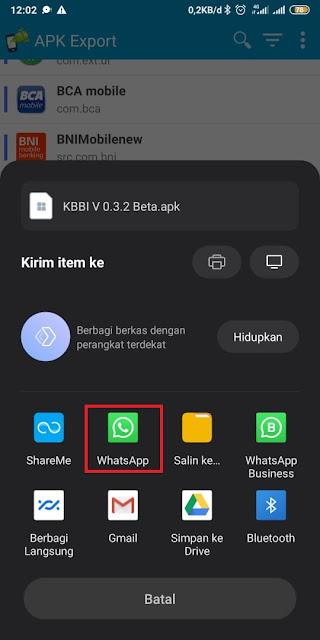 Cara Mengirim Aplikasi lewat Whataspp (10)