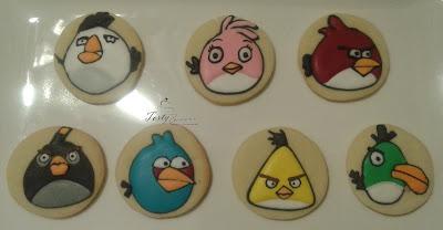 ciasteczka angry birds