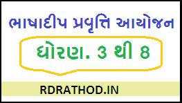 Bhashadip Activity 3 to 5