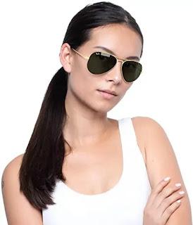fashion designer-inspired aviator sunglasses