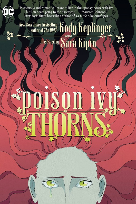 Cover of Poison Ivy: Thorns Tp