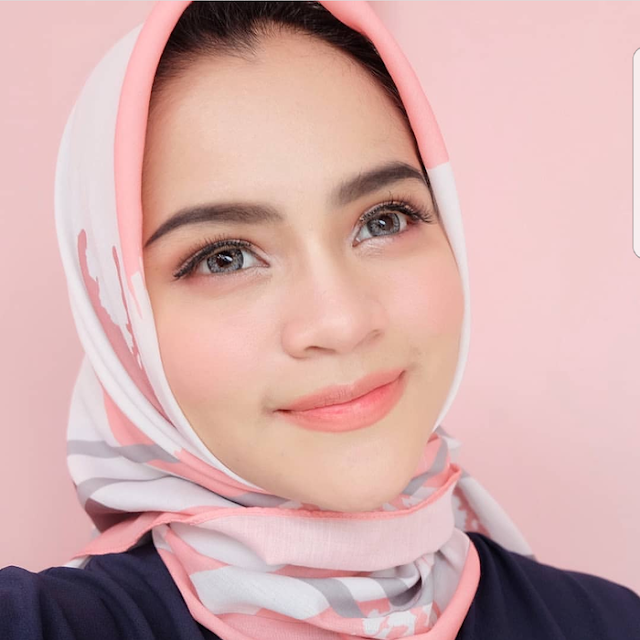 Jilbab Segi Empat Voal Vimbre 7 Termurah Harga Grosir Depan