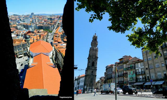 Cidade do Porto: Igreja e Torre dos Clérigos
