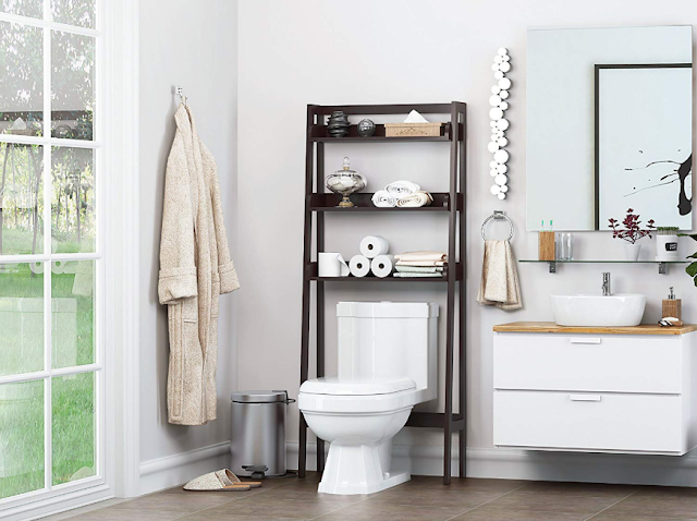 MINIMALIST BATHROOM STORAGE ORGANIZATION IDEAS