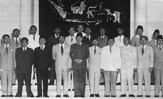 Kabinet-Masa-Pemerintahan-Soekarno