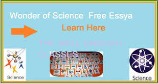 Wonder Of Science Essay In English 250 Word