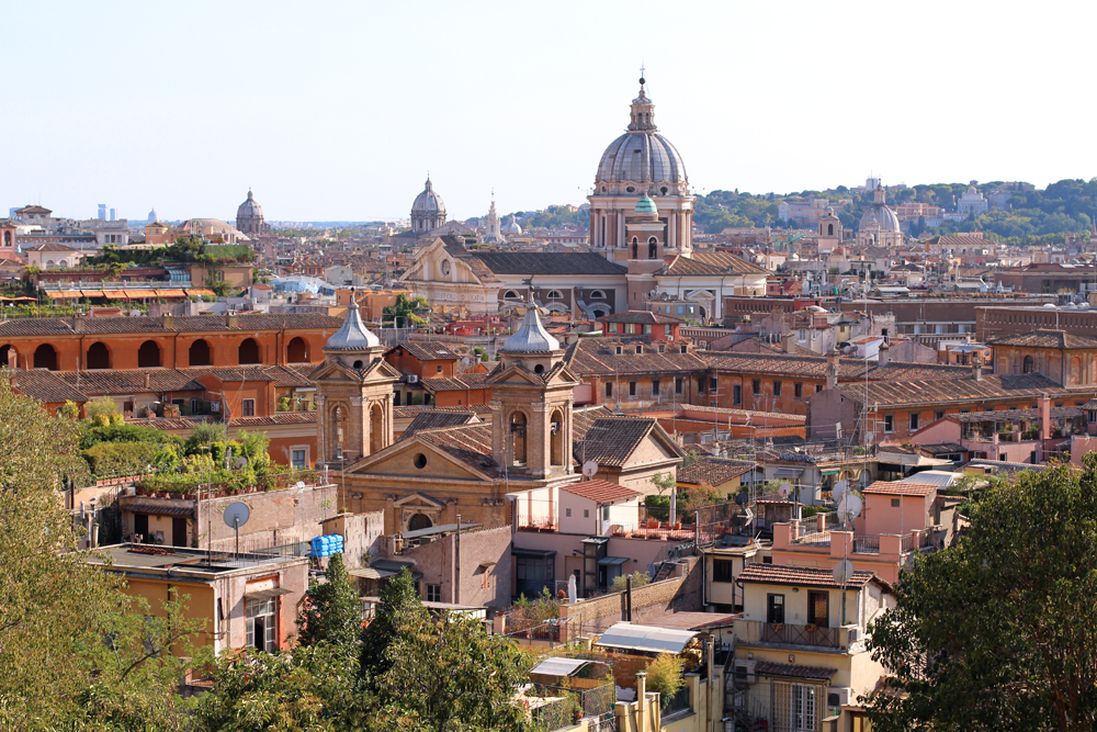 Views of Rome in summer - style & travel blog