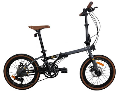 Sepeda Lipat Murah Dan Keren Element Nicks Gowes Lovers