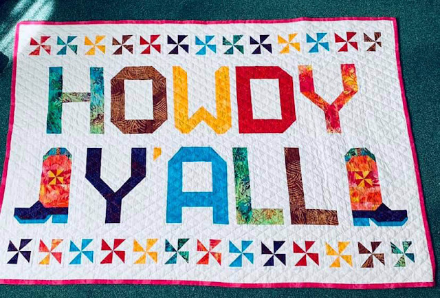 Moda Bake Shop, Spell It With Moda, Howdy Y'all Quilt, Thistle Thicket Studio