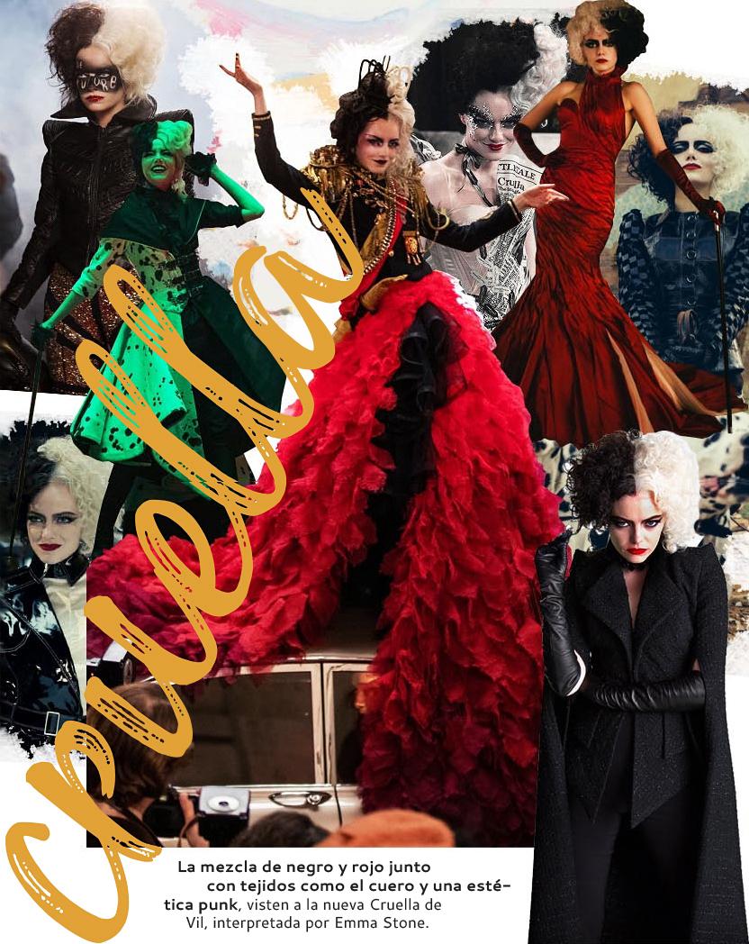 Las razones por las que deberías ver 'Cruella' si te encanta la moda