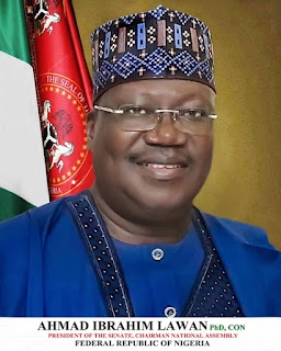 Senate President Lawan Inaugurates Young Parliamentarians Forum