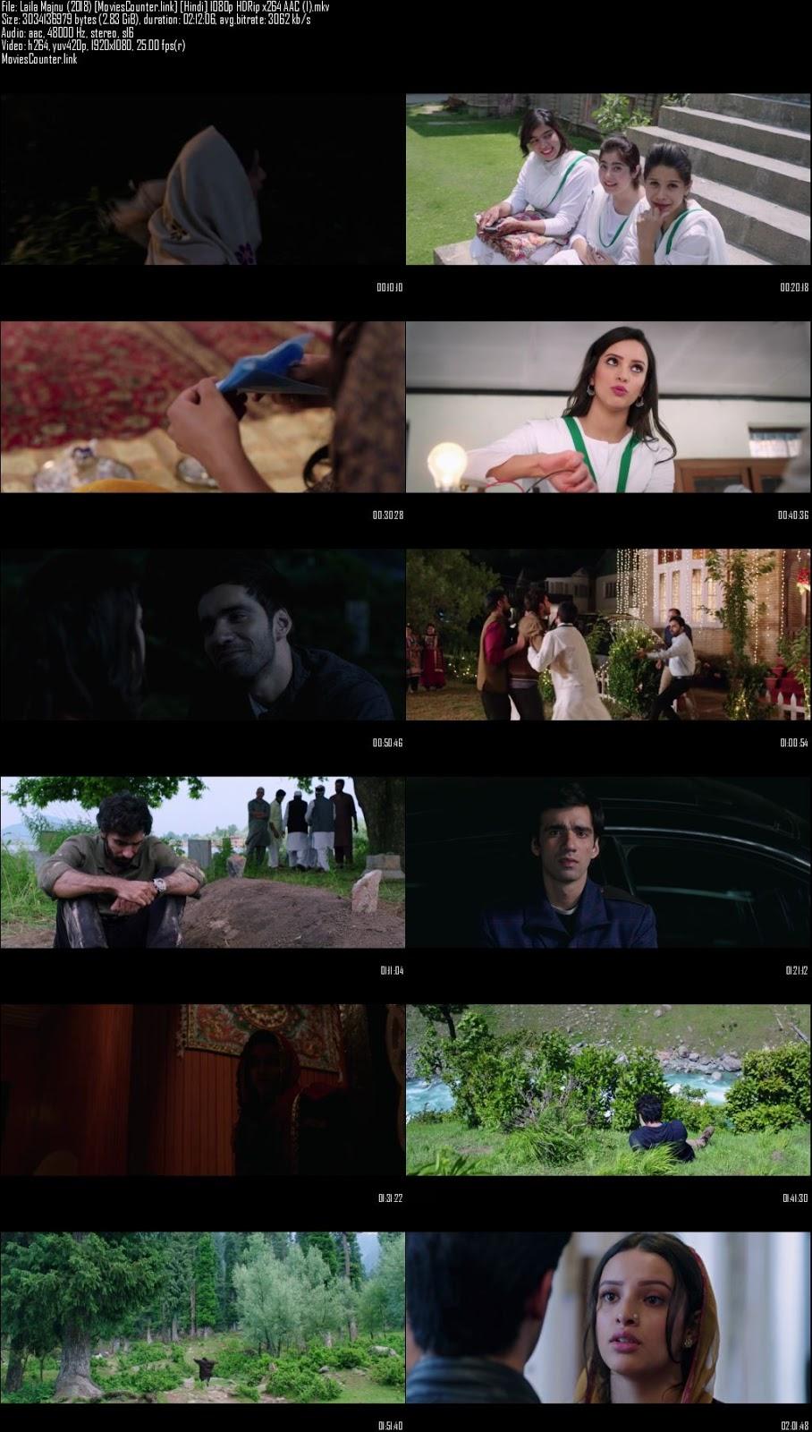 screen shot Laila Majnu 2018 Hindi HD 1080p
