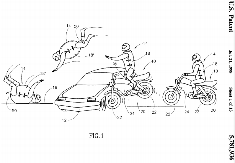 U.S. Patent 5,781,936: Figure 1