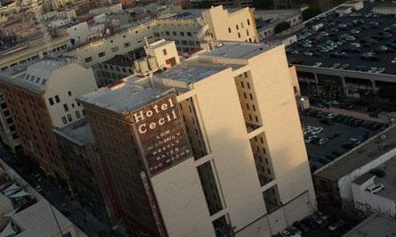 Обзор места преступления: исчезновение в отеле Сесил - слишком мало фактов и слишком много острых ощущений
