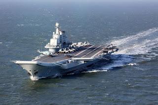 Kapal Induk China