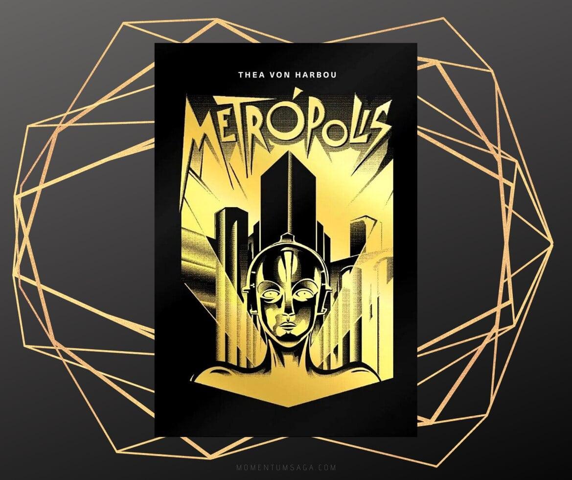 Resenha: Metrópolis, de Thea von Harbou