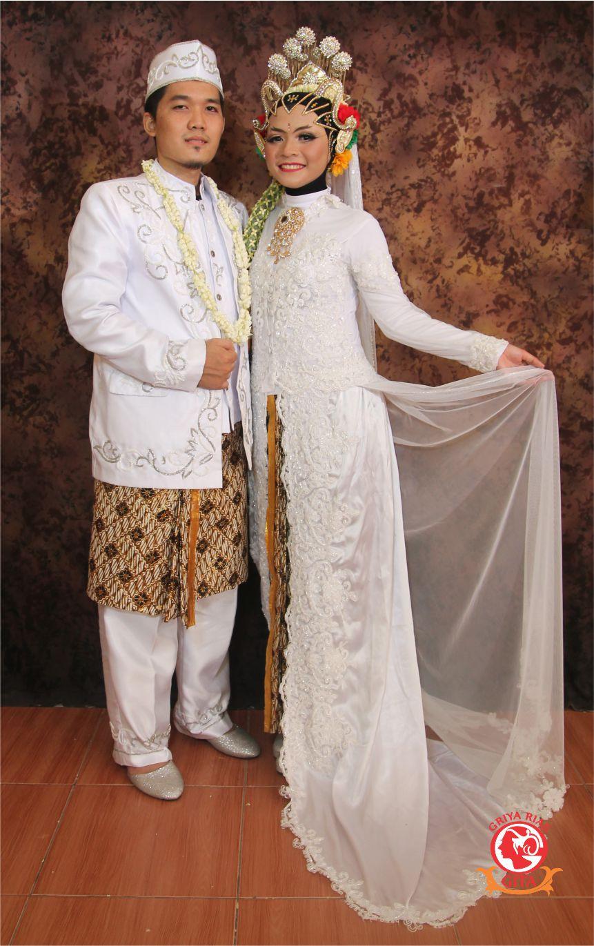 Trend Busana Putih Untuk Pernikahan