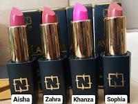 Ayla Lipstik Mattefying Care - Lipstik Terbaru Dari Nasa