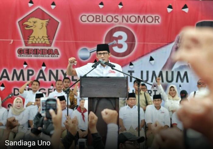Usai Bertemu Menteri Jokowi, Sandi Tetap Tolak Lanjutkan Reklamasi