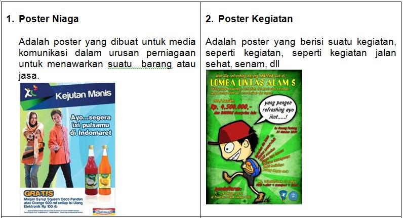 Materi Iklan, Slogan, dan Poster Bahasa Indonesia Kelas 8 ...