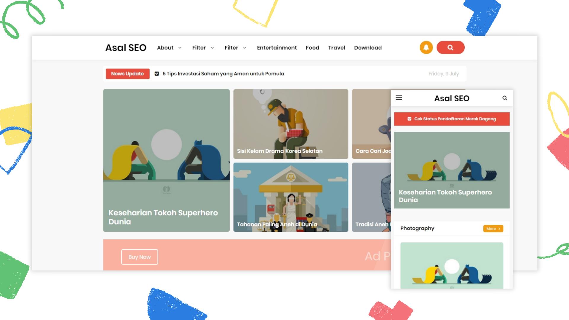 asal-seo-premium-blogger-template