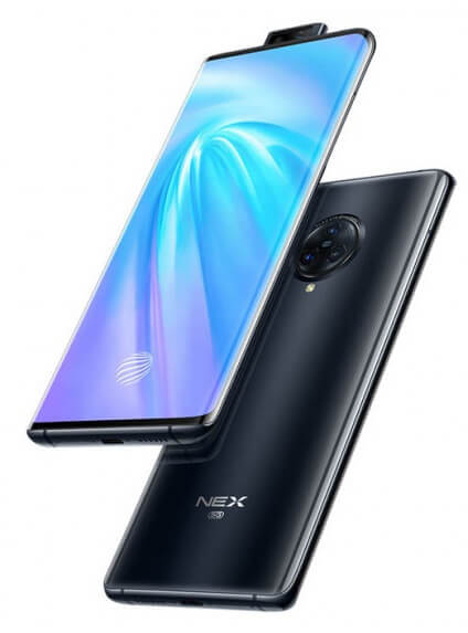 Vivo NEX 3 5G Black