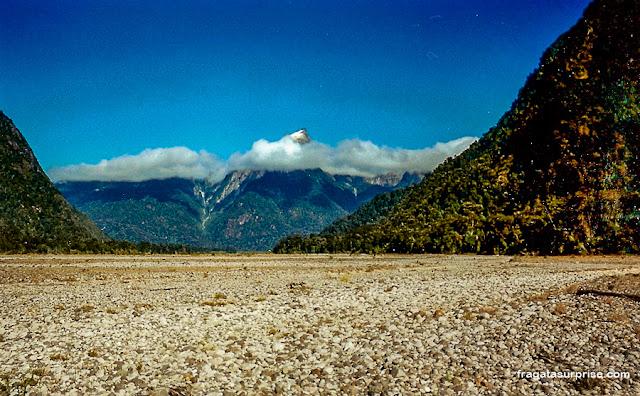 Rio Peulla e Cerro Tronador, Chile