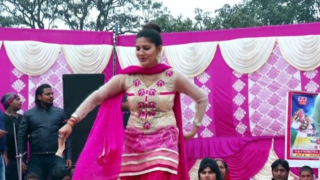 Sapna Choudhary Dance Video Blast Again Bhojpuri Punjabi Haryanvi