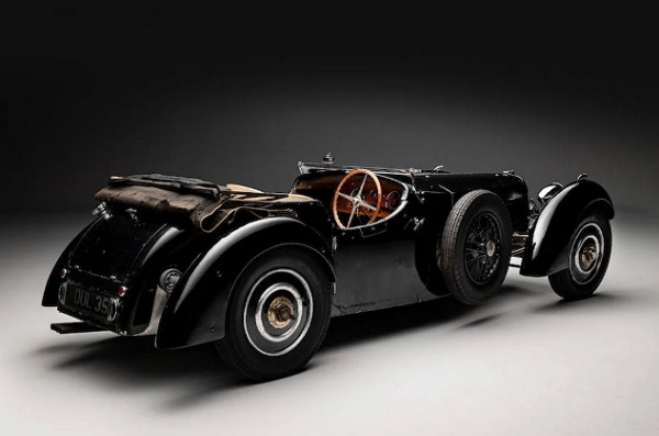 Bugatti Type 57 Surbaisse 3.3-Litre Four-Seat Sports Grand Routier de 1937